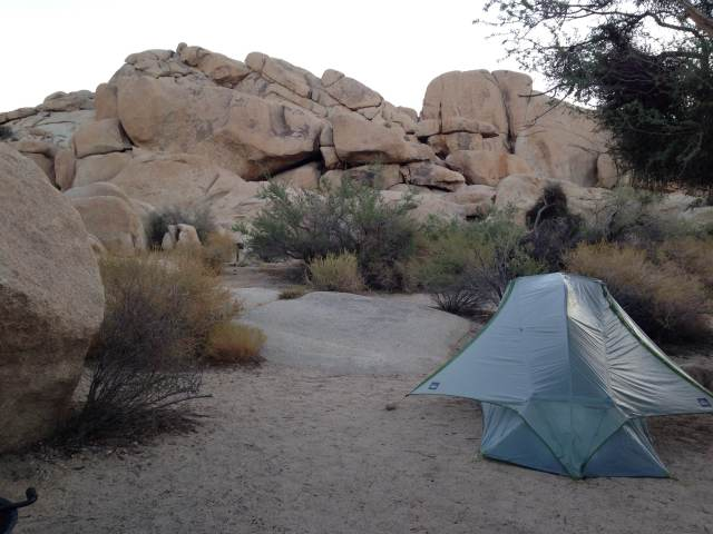 Joshua Tree National Park (September 2014)